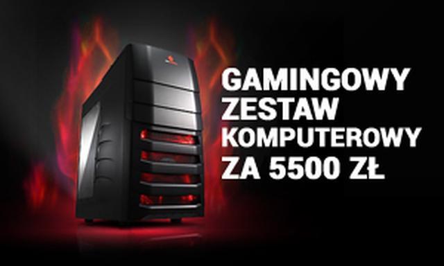 Gamingowy Zestaw Komputerowy Za 5500 zł