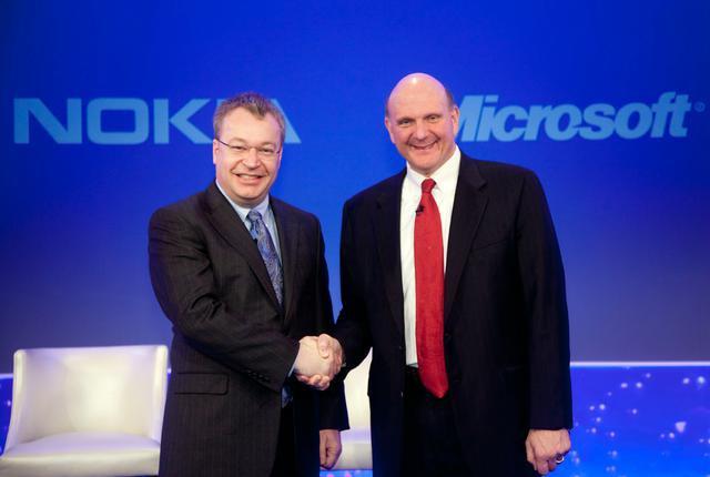 Microsoft przejmuje Nokię