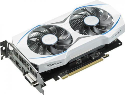 Asus Radeon RX 460 DUAL OC 2GB GDDR5 (128 Bit) HDMI, DP, DVI, BOX (DUAL-RX460-O2G)