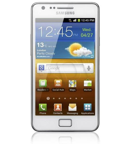 SAMSUNG I9100 GALAXY S II WHITE 16GB