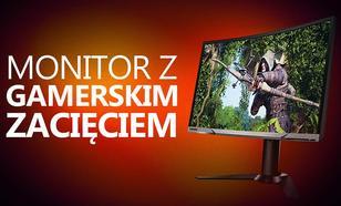 Monitor z Gamerskim Zacięciem - Lenovo Y27F