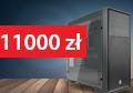 Zestaw komputerowy za 11000 zł