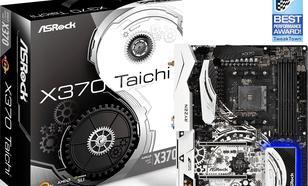 ASRock X370 Taichi