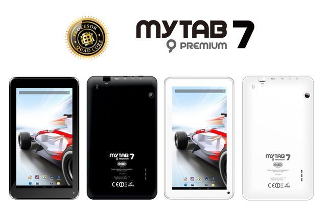 myTAB 7 Q-Premium - 7-Calowy Tablet Dla Oszczędnych