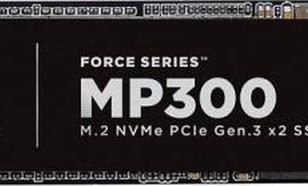 Corsair Force MP300 480GB PCIe x2 NVMe (CSSD-F480GBMP300)