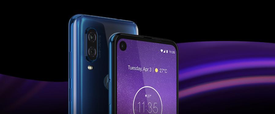 Motorola One Vision ma w sobie dwa aparaty