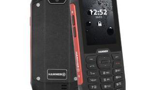 myPhone Hammer 4 (czerwony)