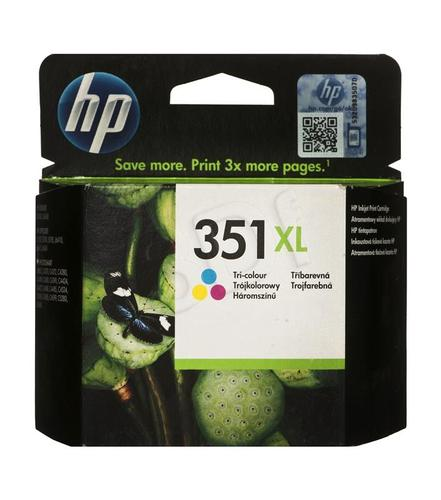 HP Tusz Kolor HP351XL=CB338EE, 580 str., 14 ml