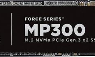 Corsair Force MP300 960GB PCIe x2 NVMe (CSSD-F960GBMP300)