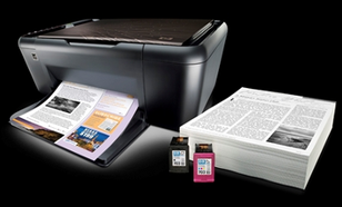 HP Deskjet Ink Advantage K209