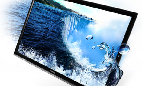 Samsung UE55C7000 - TEST Telewizora