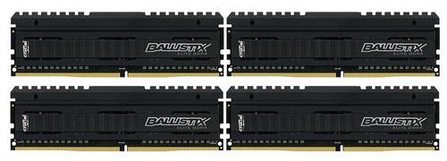 Crucial DDR4 Ballistix Elite 32 GB/2666(4*8GB) CL16 DRx8
