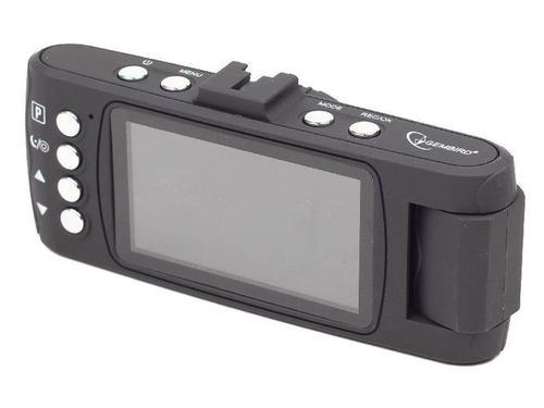 GEMBIRD Kamera samochodowa HD 720p/2 Obiektywy/Nightvision/G-Sensor DCAM-006