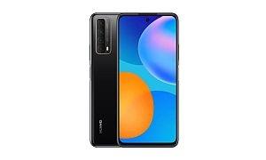 Huawei P smart 2021 4+128GB (czarny)