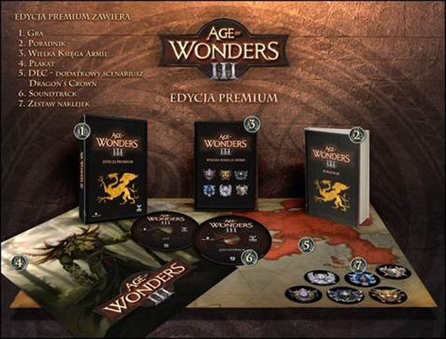 Nowy trailer z Age of Wonders III + znamy datę premiery!