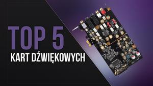 TOP 5 Kart Dźwiękowych – Muzyczne Serce Komputera