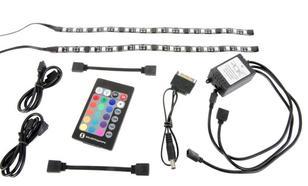 SilentiumPC Aurora II Remote RGB-302