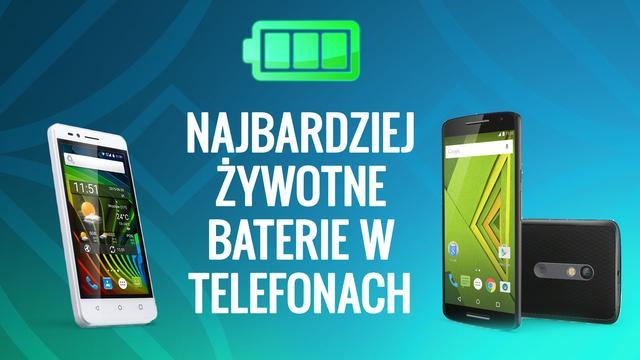 Najdłużej Działające Telefony, czyli Żywotność Baterii w Smartfonach