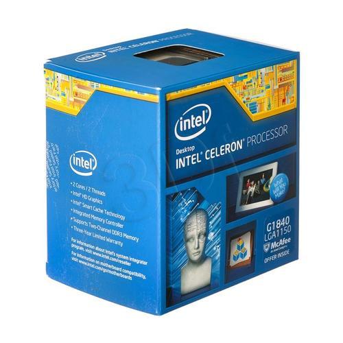 CELERON G1840 2.8GHz LGA1150 BOX