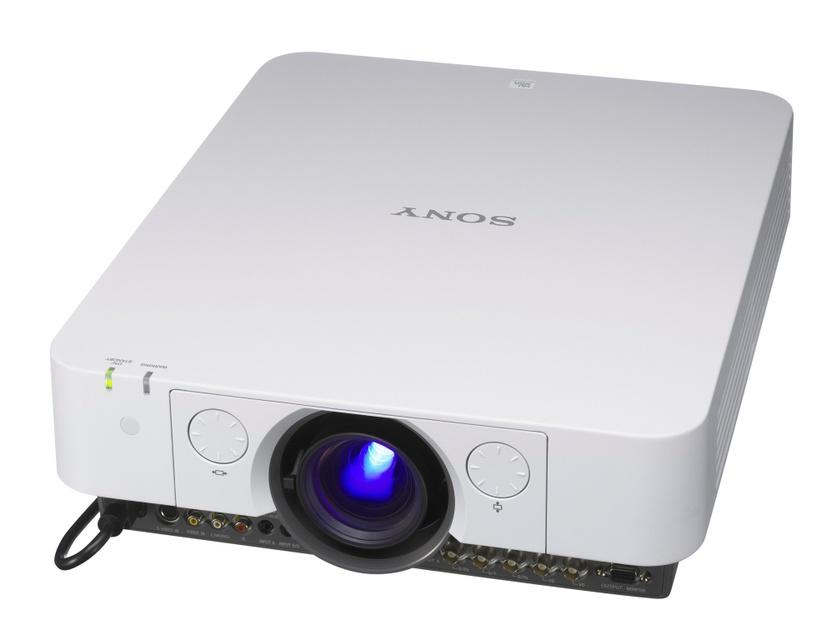 Pierwszy na świecie projektor 3LCD z laserowym źródłem światła - Sony VPL-FHZ55 – już w Polsce