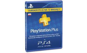 Sony Playstation Plus 365 dni