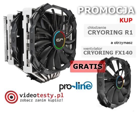 Promocja Cryorig R1