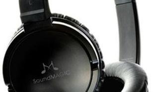 SoundMagic P21 Czarne
