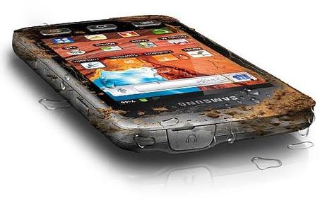 Samsung Galaxy Xcover [TEST]
