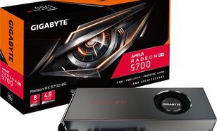 Gigabyte Radeon RX 5700 8GB GDDR6 (256Bit), HDMI, 3x DP (GV-R57-8GD-B)