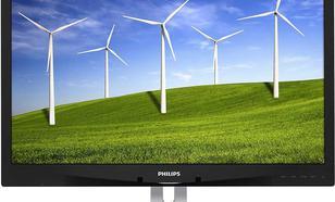 24'' 240B4QPYEB LED PLS DVI DisplayPort Pivot 2xUSB i Czarny