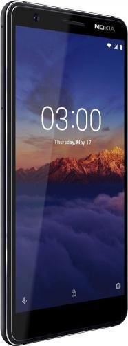 Nokia 3.1 Czarny 16GB
