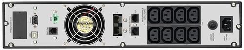Lestar UPS OTRT-2200 XL Sinus LCD RT 8xIEC USB RS RJ 45