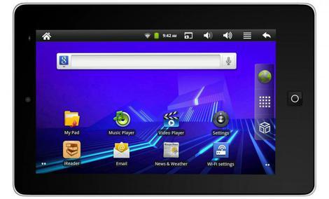 GoClever TAB i71 - tablet w przystępnej cenie