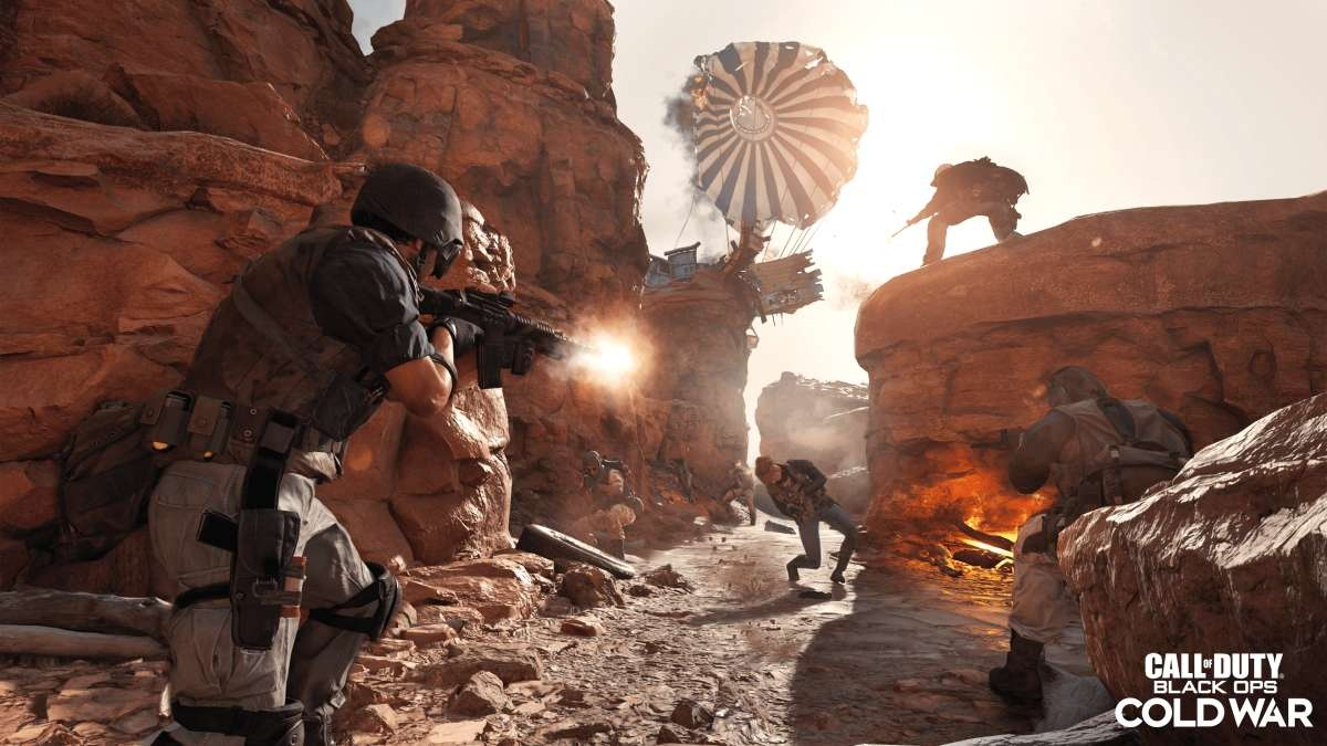 Call of Duty: Black Ops - Cold War - Świetna kampania fabularna