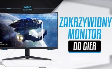 Samsung G7 Odyssey - Recenzja zakrzywionego monitora do gier