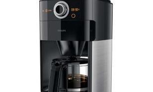 Ekspres przelew. Philips Grind&Brew HD7762/00