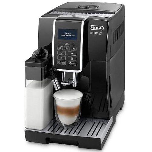 czarny ekspres do kawy De'Longhi Dinamica ECAM 350.55.B