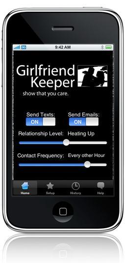 Girlfiend Keeper
