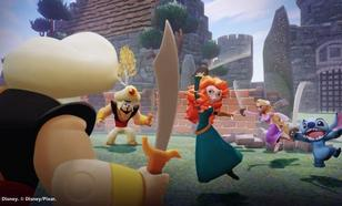DISNEY Infinity 2.0: Plac Zabaw Combo Pack PS4 PL