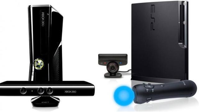 PlayStation Move vs. Microsoft Kinect