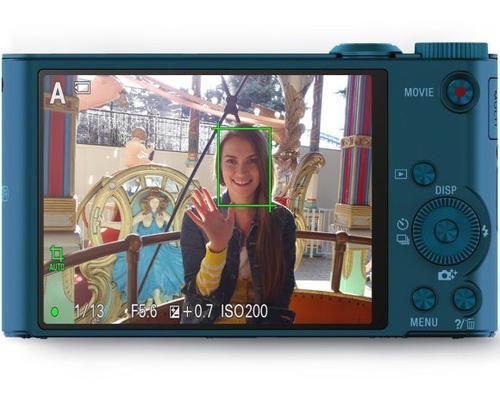 Sony DSC-WX300 blue