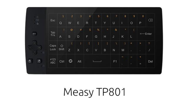 Measy TP801 - Dotykowy Kontroler O Szerokim Zastosowaniu