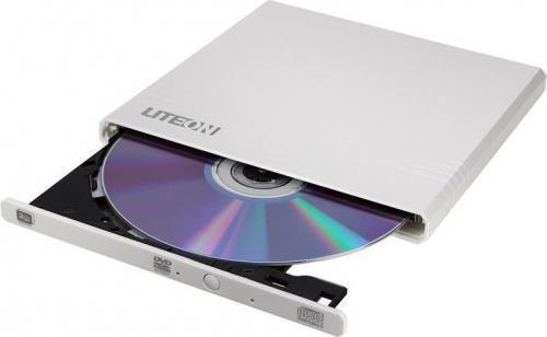 Lite-On nagrywarka zewnętrzna DVD 8x Usb 2.0 slim