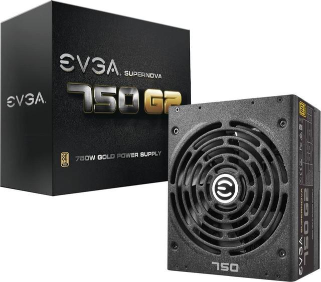 EVGA 750W SuperNova G2