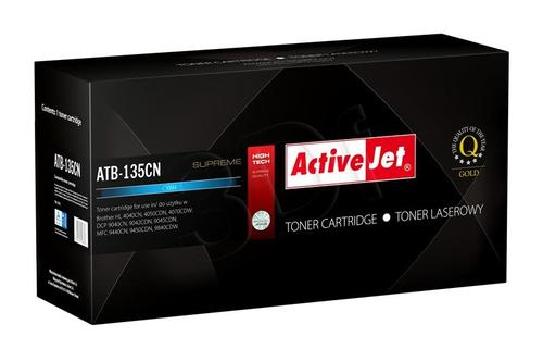 ActiveJet ATB-135CN toner Cyan do drukarki Brother (zamiennik Brother TN-135C) Supreme