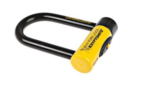 Zabezpiecz Swój Rower z Kryptonite New York Fahgettaaboudit!