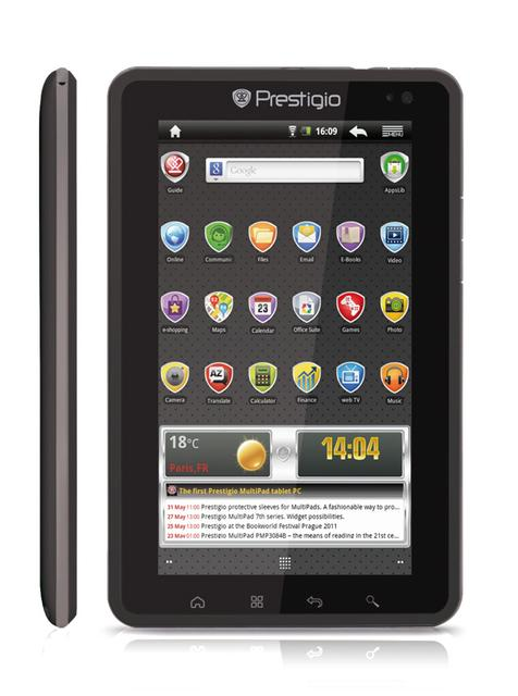 Prestigio PMP7074B 3G – popularny tablet w nowej, korzystnej cenie