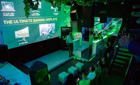 G-SYNC, 4K, HDR i 144 Hz czyli najwyższa klasa technologii obrazu od NVIDIA