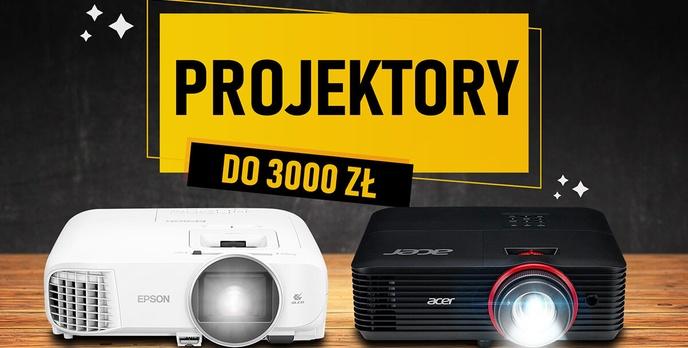 Jaki projektor do 3000 złotych? |TOP 5|
