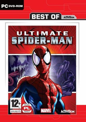 BoA Ultimate Spiderman
